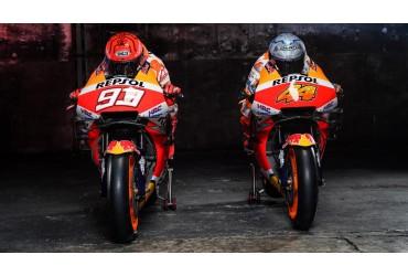 Présentation Team HRC MotoGP 2021