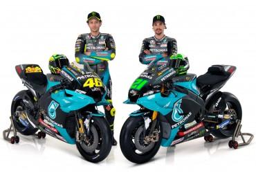 Présentation Team Yamaha Petronas MotoGP 2021