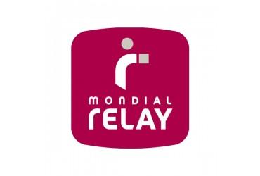 Mondial Relay pour des livraisons en Belgique et au Luxembourg