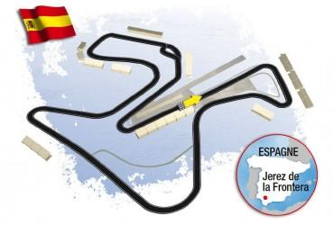 Horaires du Grand Prix d Espagne moto à Jerez