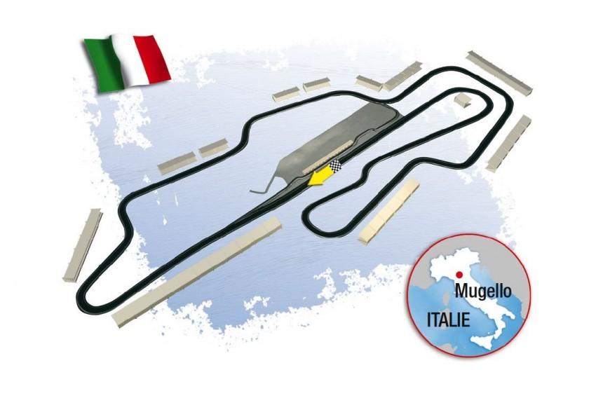 Horaires Grand prix d Italie MotoGP au Mugello