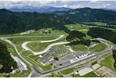 Horaires Grand Prix de Styrie en Autriche sur le Circuit Red Bull Ring de Spielberg