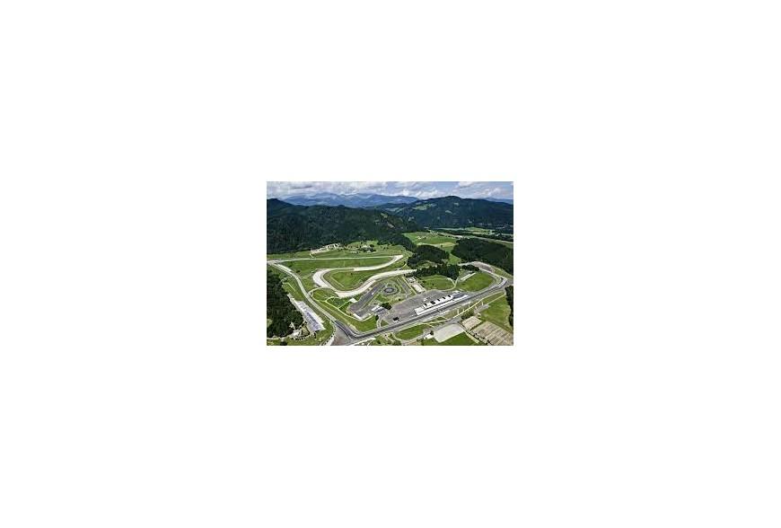 Horaires Grand Prix Moto d Autriche sur le circuit de Spielberg