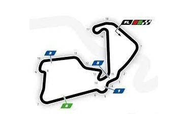 Horaires Grand Prix moto de Silverstone