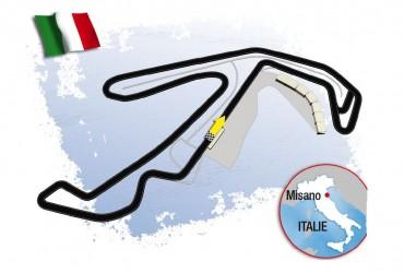 Horaires Grand Prix Moto d Italie à Misano